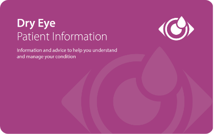 Dry Eye Patient Information