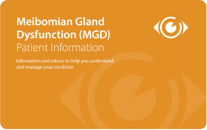 Meibomian Gland Dysfunction (MGD) Patient Information